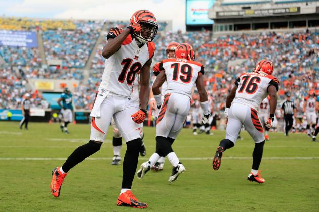 A.J. Green's Instant Fantasy Reaction After Week 10