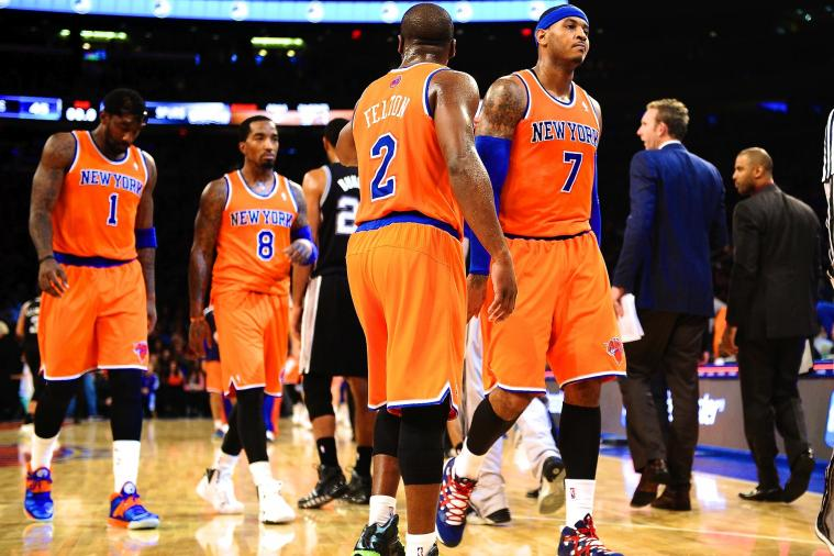 NY Knicks Defense Proving Tyson Chandler Is Most Irreplaceable Player on Roster