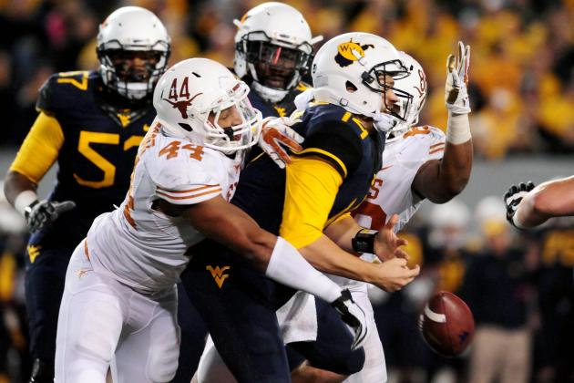 Texas Football: Defense Not Lights Out, but Unit Is Undeniably Clutch