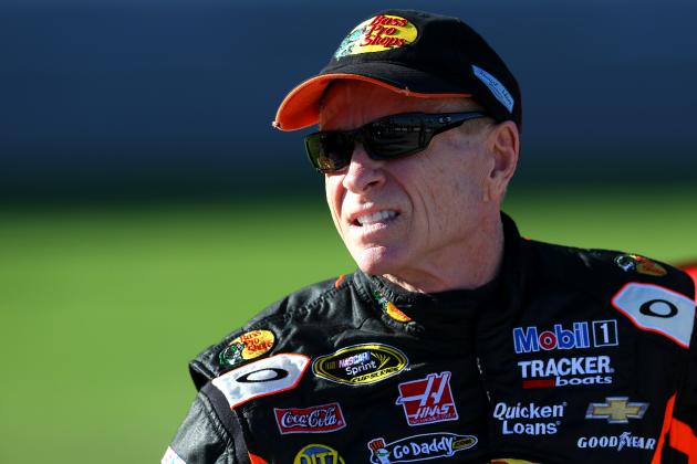 Mark Martin Declines Opportunity to Race in 2014