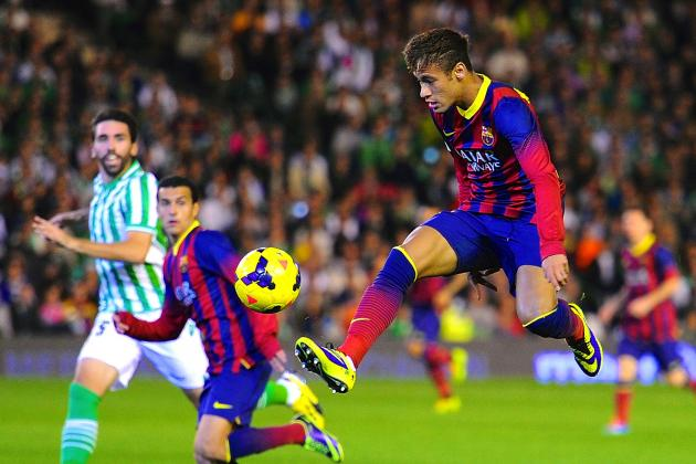 Real Betis vs. Barcelona Score, Grades and Post-Match Reaction