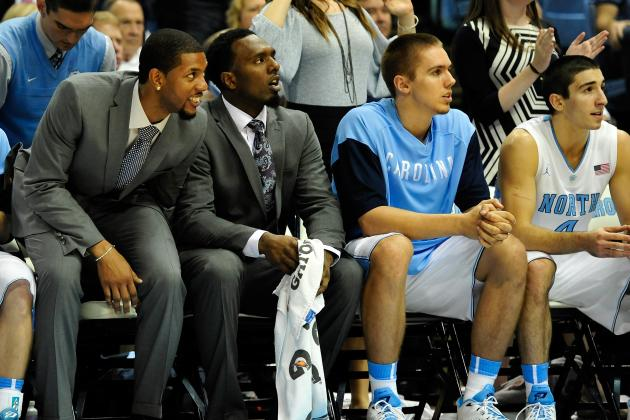 UNC Basketball: How Tar Heels Can Cope Without PJ Hairston, Leslie McDonald