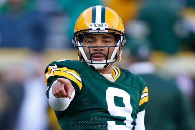 Seneca Wallace Injures Groin in Packers' Loss