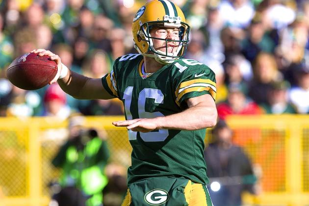 Scott Tolzien Instant Fantasy Reaction After Seneca Wallace's Injury