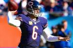 Cutler Injures Ankle in Return to Bears