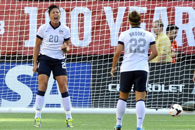 USA vs. Brazil Women's Soccer: Score, Grades and Analysis