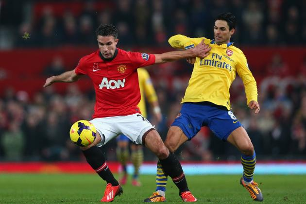 Breaking Down the Manchester United vs. Arsenal Tactical Battles