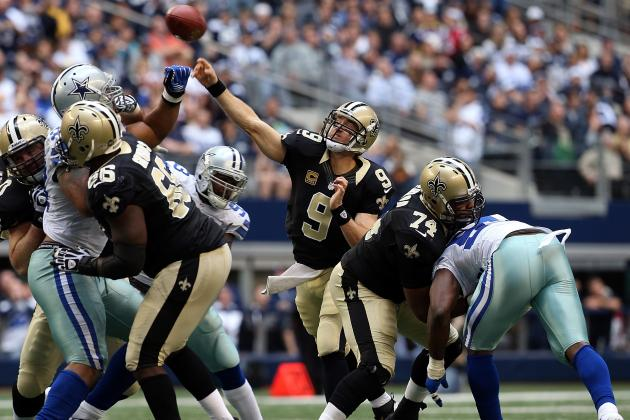 Cowboys vs. Saints: Live Score, Analysis and Updates for New Orleans