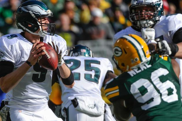Philadelphia Eagles: 5 Observations from Week 10 Win over Green Bay Packers