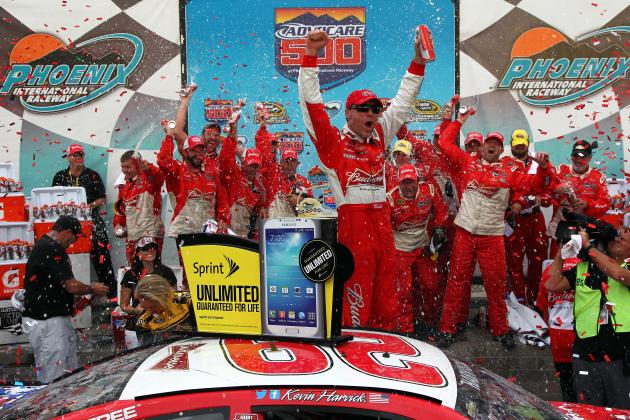 NASCAR at Phoenix 500 2013: Live Results, Updates and Analysis