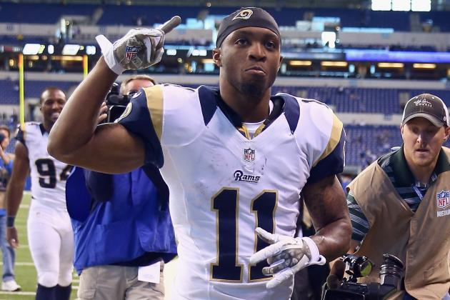 Tavon Austin Comes Alive in Rams' Dismantling of Colts