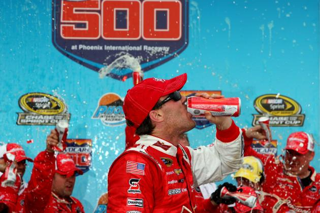 NASCAR at Phoenix 500 2013 Leaderboard: Results and Updated Sprint Cup Standings