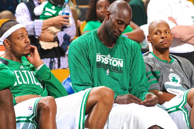 Ray Allen: Kevin Garnett, Paul Pierce Haven't Talked to Me Since I Left Celtics