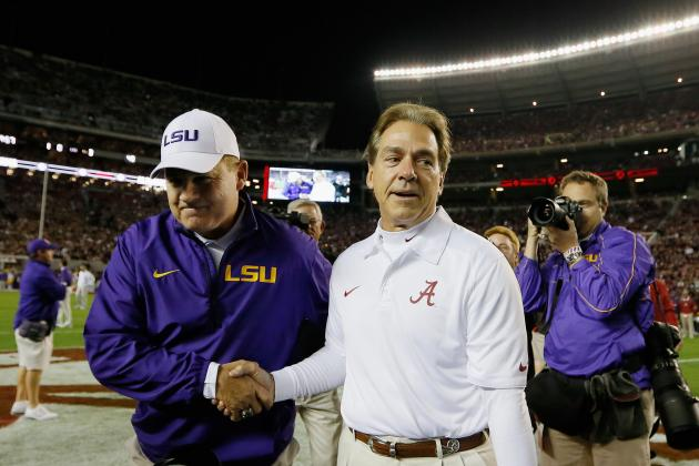Alabama and Nick Saban Won 2013 LSU Game on the Recruiting Trail in 2012