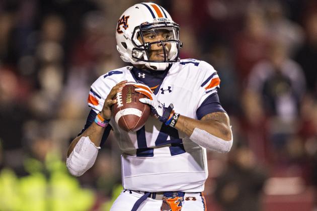 College Football Rankings 2013 Week 12: Teams That Will Plummet in Coming Weeks