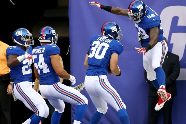 Raiders vs Giants: New York Will Mount Playoff Push After Win over Oakland