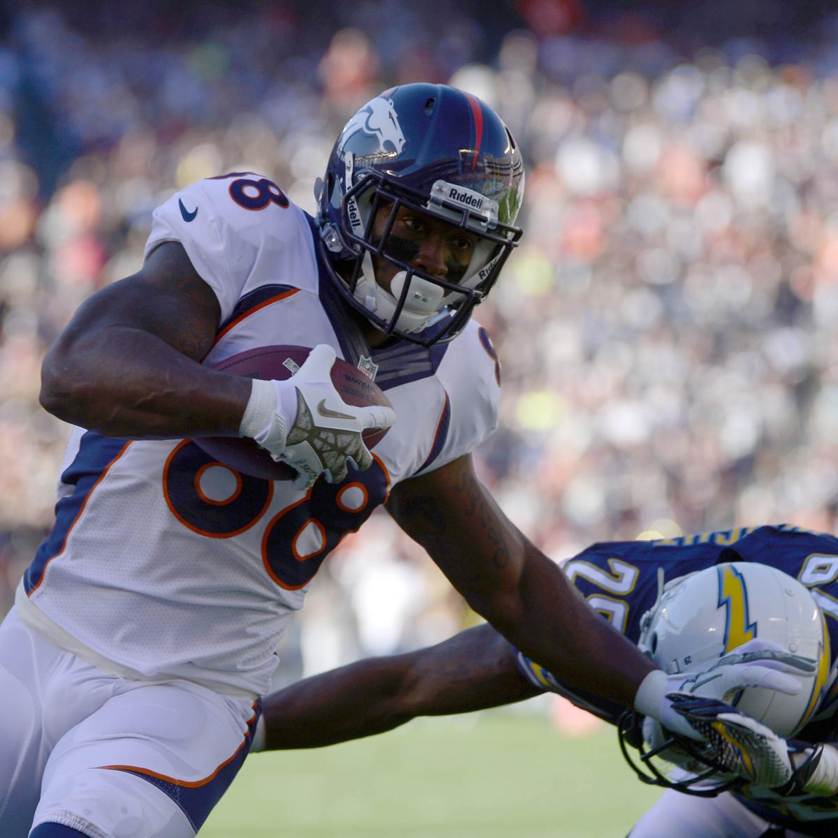 San Diego Chargers Denver Broncos: Broncos Vs. Chargers: Live Game Grades And Analysis For