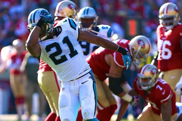 Panthers vs. 49ers: Live Score, Highlights and Analysis