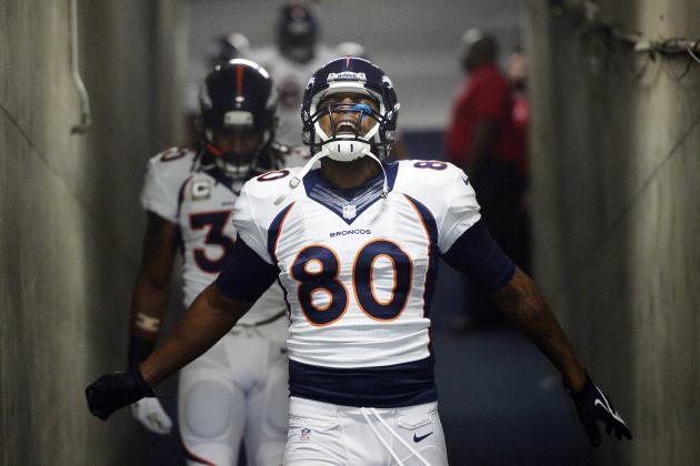 Julius Thomas' Instant Fantasy Reaction After Week 10