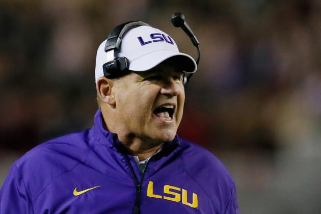 3 Steps Les Miles and John Chavis Should Use to Rebuild Title-Worthy Defense