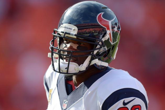 Andre Johnson and Case Keenum's Updated 2013 Fantasy Outlook After Week 10