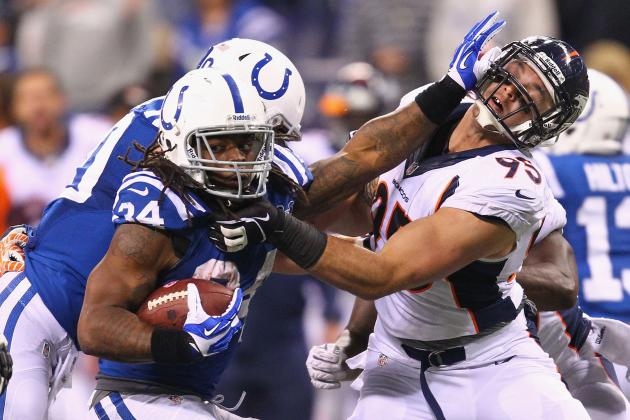 Trent Richardson's Fantasy Trade Value, Updated Outlook After Week 10