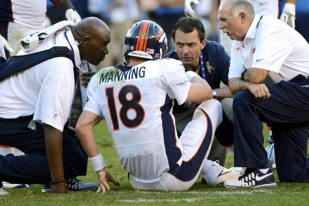 Peyton Manning Injury: Updates on Broncos QB's Status