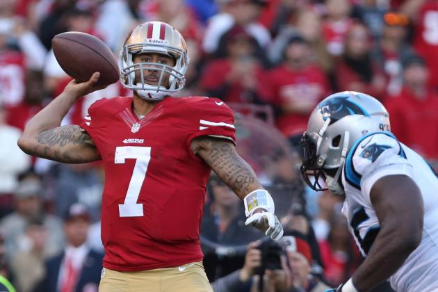 Colin Kaepernick's Fantasy Trade Value, Updated Outlook After Week 10