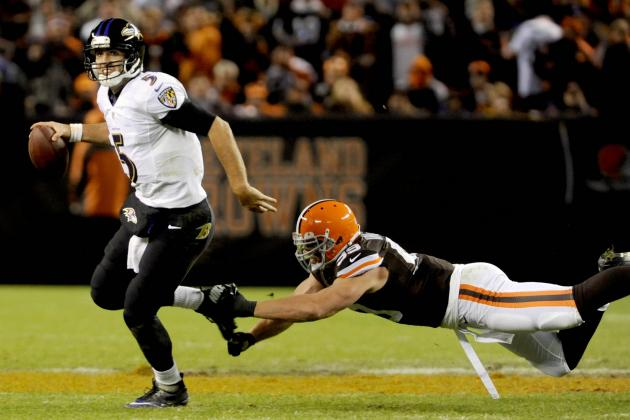 Porous Line Play Holding Back Baltimore Ravens Offense