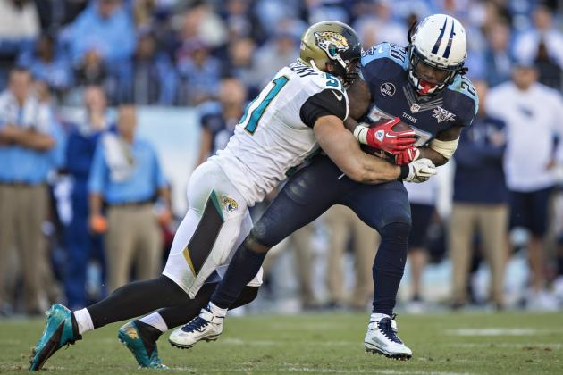 Jacksonville Jaguars Kings for a Day in Upset of Titans