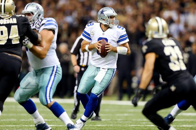 Cowboys vs. Saints: Live Grades and Analysis for Dallas