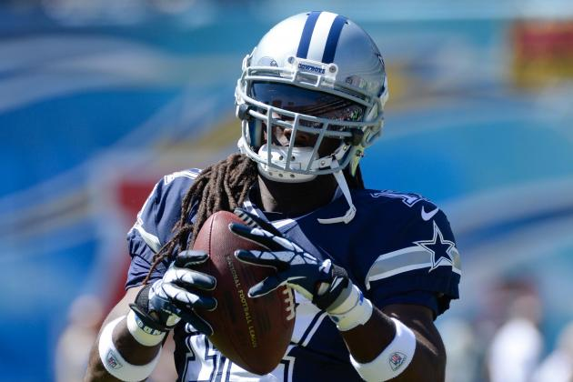 Dwayne Harris Suffers Injury