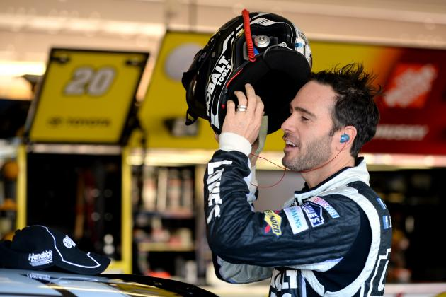 What Jimmie Johnson's Strategy Should Be at Homestead to Win 6th Sprint Cup