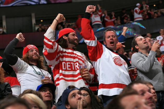 Why Detroit Red Wings Fans Must Be Patient in 2013-14