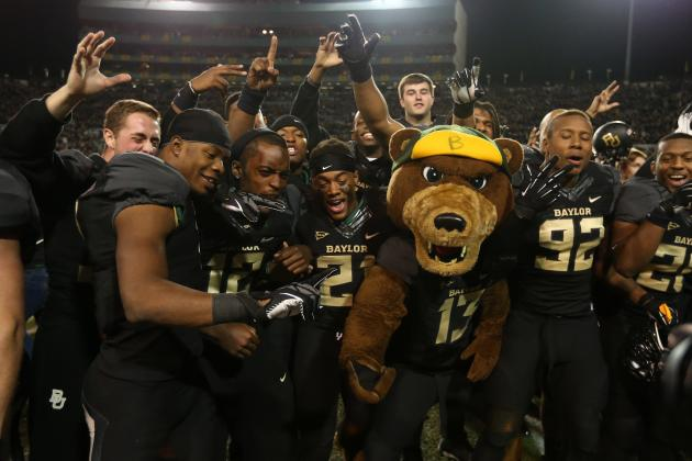 With Strength of Schedule Already Paying Off, Baylor Could Be Primed for BCS Run