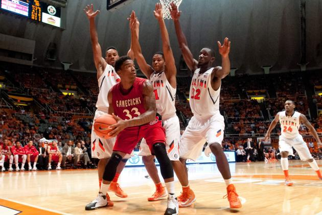 Illinois Basketball: Analyzing Fighting Illini's 2-0 Start to Regular Season