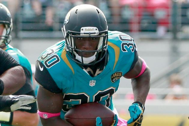 A Big Turnaround for Jaguars RB Jordan Todman