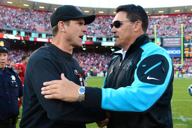Ron Rivera Not Only Saved His Job; He Is Building a Legitimate Contender