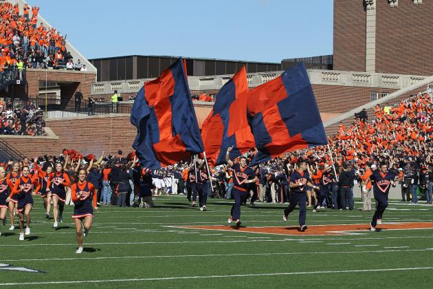 Illinois Fighting Illini Football November Recruiting Update