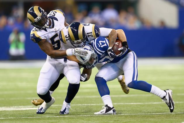 Lowly Rams Surprise Colts in 38-8 Romp