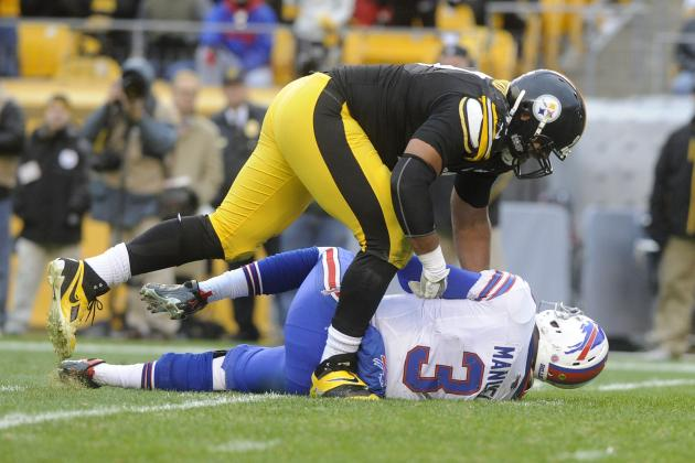 Big Ben, Steelers Make Angry Stand
