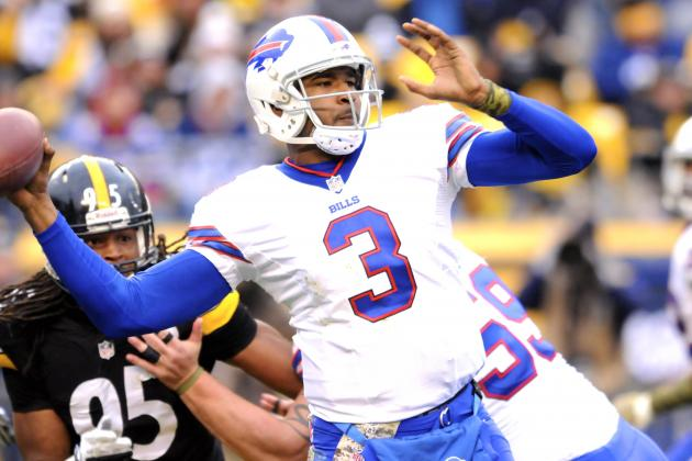 Buffalo Bills Must Remain Patient with EJ Manuel