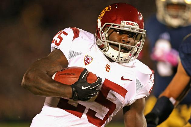 Silas Redd Injury: Updates on USC RB's Knee and Recovery