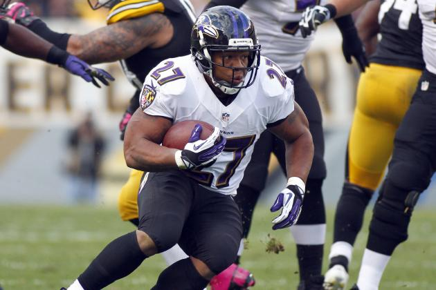 Ray Rice's Clutch OT Play Offsets Struggles in Ravens' Win