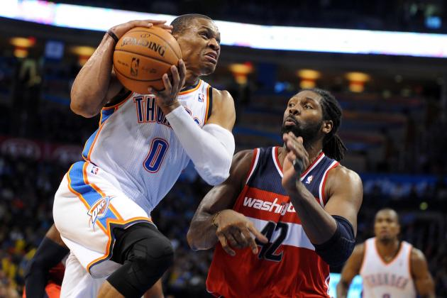 Thunder Actually Need Russell Westbrook's Outbursts
