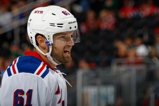 How Much of a Boost Should New York Rangers Expect When Rick Nash Returns?