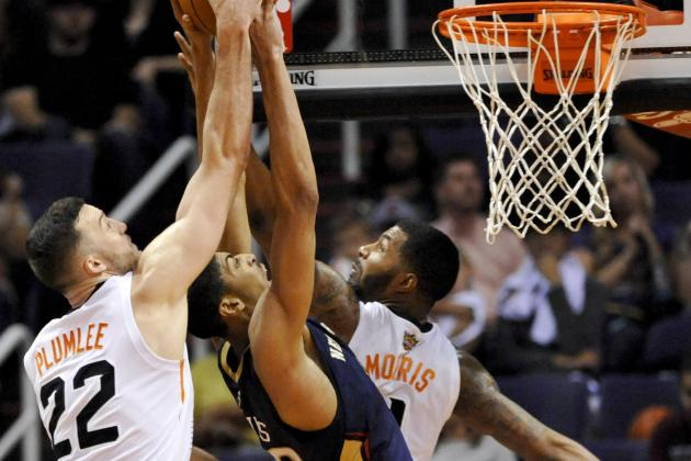 Suns Knock off the New Orleans Pelicans 101-94 to Stay Undefeated at Home
