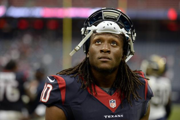 Young Standouts Paying Big Dividends for Houston Texans in 2013-14