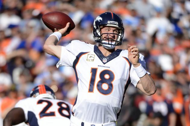 Broncos Fast Start Dooms Chargers