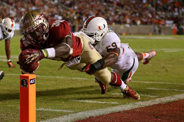 Florida State Football: 'Noles RB Depth Is Best in Nation